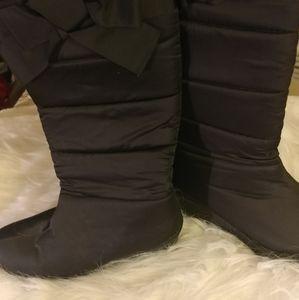 Dressy snow boots